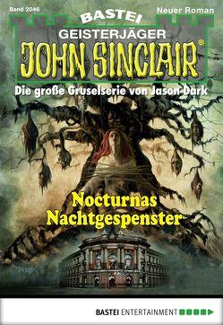 John Sinclair – Folge 2046 von Hill,  Ian Rolf