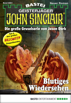 John Sinclair – Folge 2051 von Stahl,  Timothy