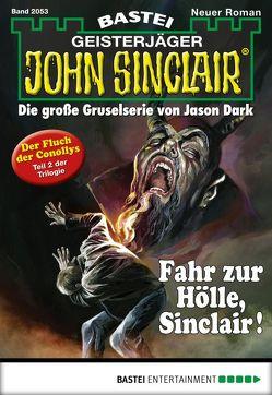 John Sinclair – Folge 2053 von Hill,  Ian Rolf
