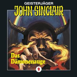 John Sinclair – Folge 9 von Dark,  Jason, Glaubrecht,  Frank, Gontermann,  Walter, Kerzel,  Joachim, May,  Martin, Pigulla,  Franziska