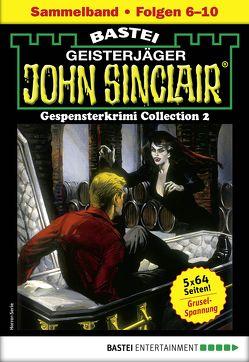 John Sinclair Gespensterkrimi Collection 2 – Horror-Serie von Dark,  Jason