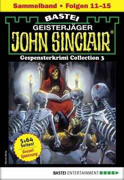 John Sinclair Gespensterkrimi Collection 3 – Horror-Serie von Dark,  Jason