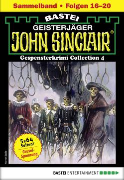 John Sinclair Gespensterkrimi Collection 4 – Horror-Serie von Dark,  Jason