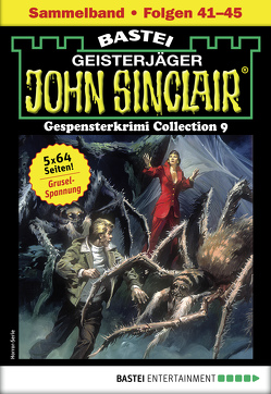 John Sinclair Gespensterkrimi Collection 9 – Horror-Serie von Dark,  Jason