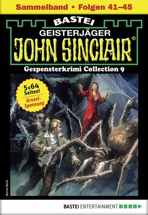 John Sinclair Gespensterkrimi Collection 9 – Horror-Serie von Dark,  Jason