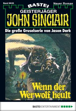 John Sinclair Gespensterkrimi – Folge 25 von Dark,  Jason