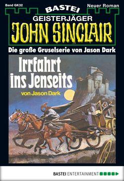 John Sinclair Gespensterkrimi – Folge 32 von Dark,  Jason