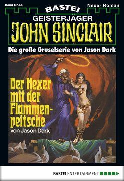John Sinclair Gespensterkrimi – Folge 44 von Dark,  Jason