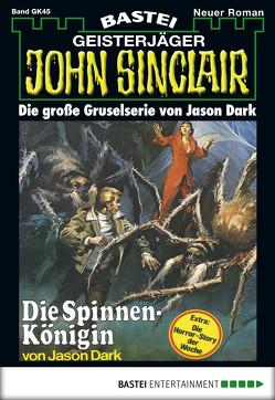 John Sinclair Gespensterkrimi – Folge 45 von Dark,  Jason