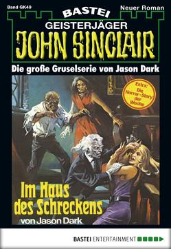 John Sinclair Gespensterkrimi – Folge 49 von Dark,  Jason