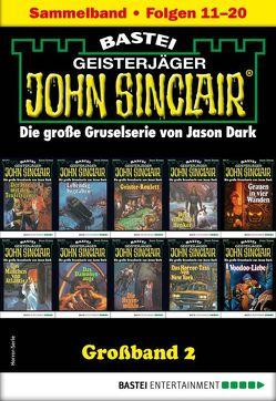 John Sinclair Großband 2 – Horror-Serie von Dark,  Jason
