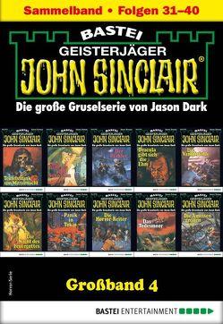 John Sinclair Großband 4 – Horror-Serie von Dark,  Jason