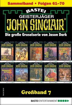 John Sinclair Großband 7 – Horror-Serie von Dark,  Jason