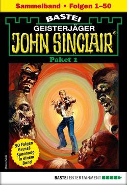 John Sinclair-Paket 1 – Horror-Serie von Dark,  Jason