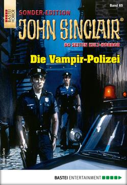John Sinclair Sonder-Edition 65 – Horror-Serie von Dark,  Jason