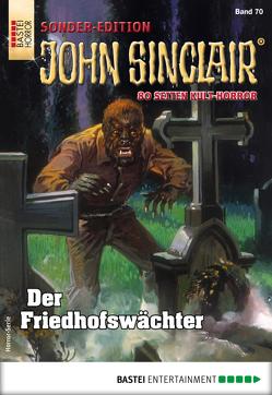 John Sinclair Sonder-Edition 70 – Horror-Serie von Dark,  Jason