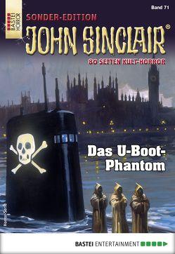 John Sinclair Sonder-Edition 71 – Horror-Serie von Dark,  Jason