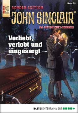 John Sinclair Sonder-Edition 75 – Horror-Serie von Dark,  Jason