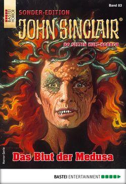 John Sinclair Sonder-Edition 83 – Horror-Serie von Dark,  Jason