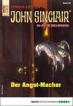 John Sinclair Sonder-Edition 90 – Horror-Serie von Dark,  Jason