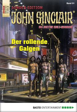 John Sinclair Sonder-Edition 91 – Horror-Serie von Dark,  Jason
