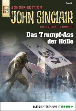 John Sinclair Sonder-Edition – Folge 021 von Dark,  Jason