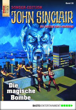 John Sinclair Sonder-Edition – Folge 035 von Dark,  Jason