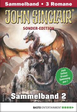 John Sinclair Sonder-Edition Sammelband 2 – Horror-Serie von Dark,  Jason