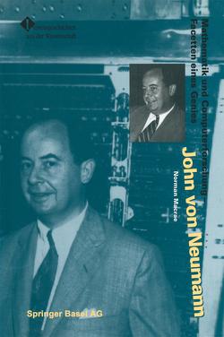 John von Neumann von Macrae,  Norman, Niehaus-Osterloh,  M.
