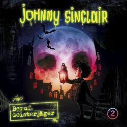 Johnny Sinclair / Beruf: Geisterjäger von Ehrhardt,  Dennis, Städing,  Sabine