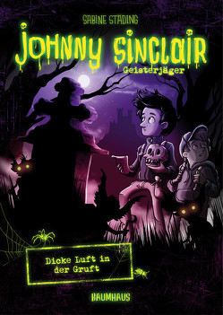Johnny Sinclair – Dicke Luft in der Gruft von Städing,  Sabine