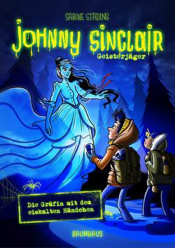 Johnny Sinclair – Die Gräfin mit dem eiskalten Händchen von Städing,  Sabine