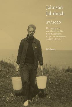 Johnson-Jahrbuch 27/2020 von Auerochs,  Bernd, Fries,  Ulrich, Helbig,  Holger, Leuchtenberger,  Katja