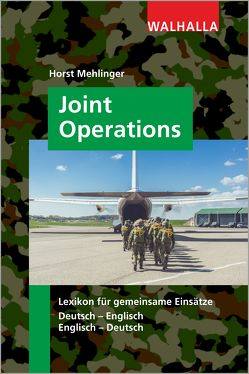 Joint Operations von Mehlinger,  Horst