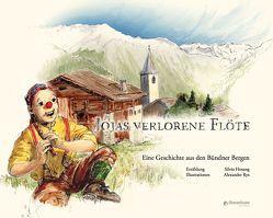 Jojas verlorene Flöte von Hosang,  Silvio