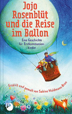 Jojo Rosenblüt und die Reise im Ballon von Waldmann-Brun,  Sabine