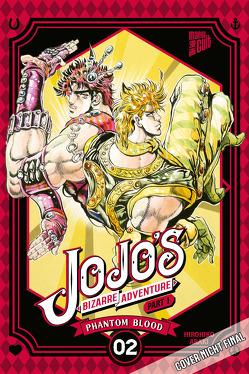JoJo's Bizarre Adventure – Part 1: Phantom Blood 2 von Araki,  Hirohiko, Shanel,  Josef