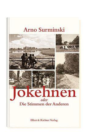 Jokehnen von Surminski,  Arno