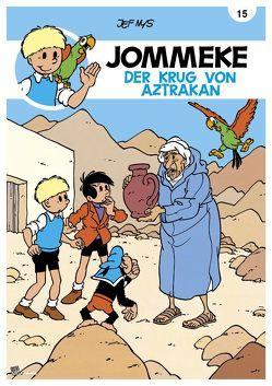 JOMMEKE von Nys,  Jef