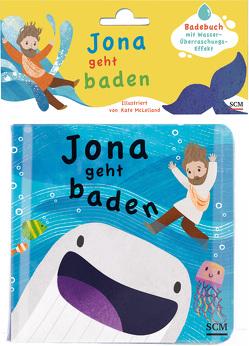 Jona geht baden