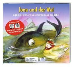 Jona und der Wal von Noethen,  Ulrich, Thalbach,  Katharina