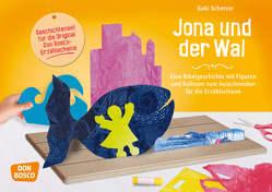 Jona und der Wal von Scherzer,  Gabi