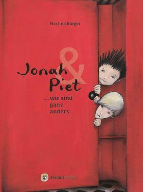 Jonah & Piet von Bürger,  Martina