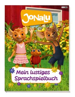 JoNaLu: Mein lustiges Sprachspielbuch von Panini