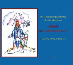 Jonas als Zirkusartist von Janischowsky,  Renate