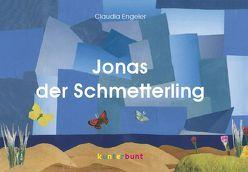 Jonas der Schmetterling von Engeler,  Claudia