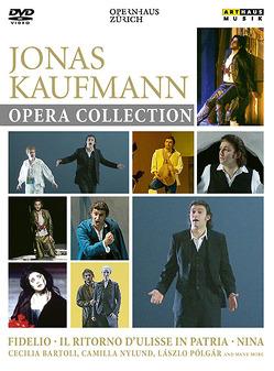 Jonas Kaufmann Opera Collection von Kaufmann,  Jonas