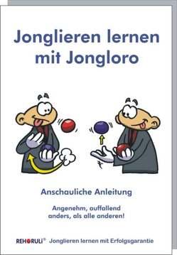 Jonglieren lernen mit Jongloro > eBook