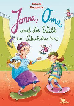 Jonna, Oma und die Welt im Schuhkarton von Bruder,  Elli, Huppertz,  Nikola