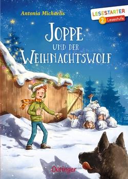 Joppe und der Weihnachtswolf von Michaelis,  Antonia, Reitz,  Nadine